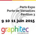 Rhin-O-Tuff était présent au salon Graphitec 2015 !