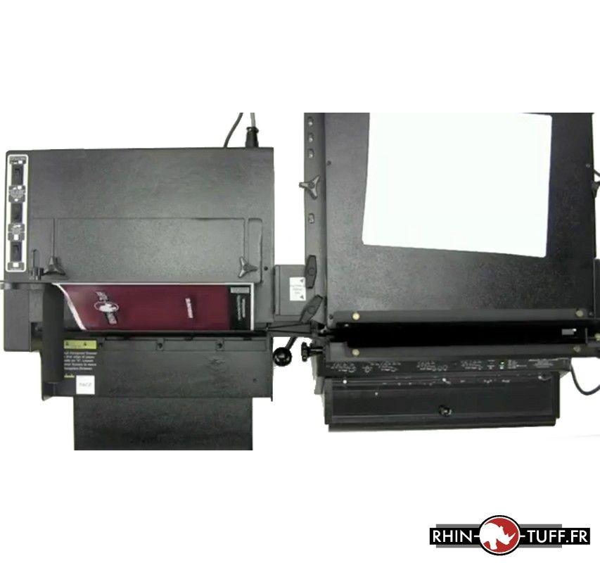 Éjecteur et empileur automatique Onyx APES-14 - vue du dessus