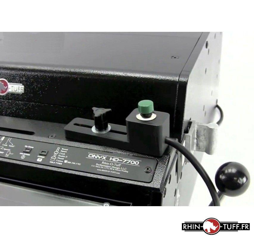 Perforateur électronique Onyx HD7700 Ultima - commande par bouton