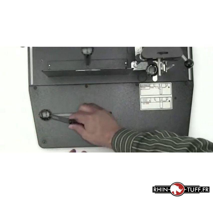 Système d'alimentation manuel de papier Onyx PAL-M - vue 3