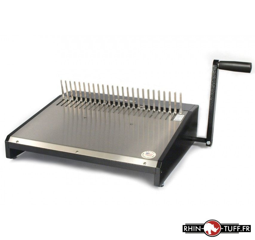 Relieuse manuelle Onyx HD4470 pour anneaux plastiques