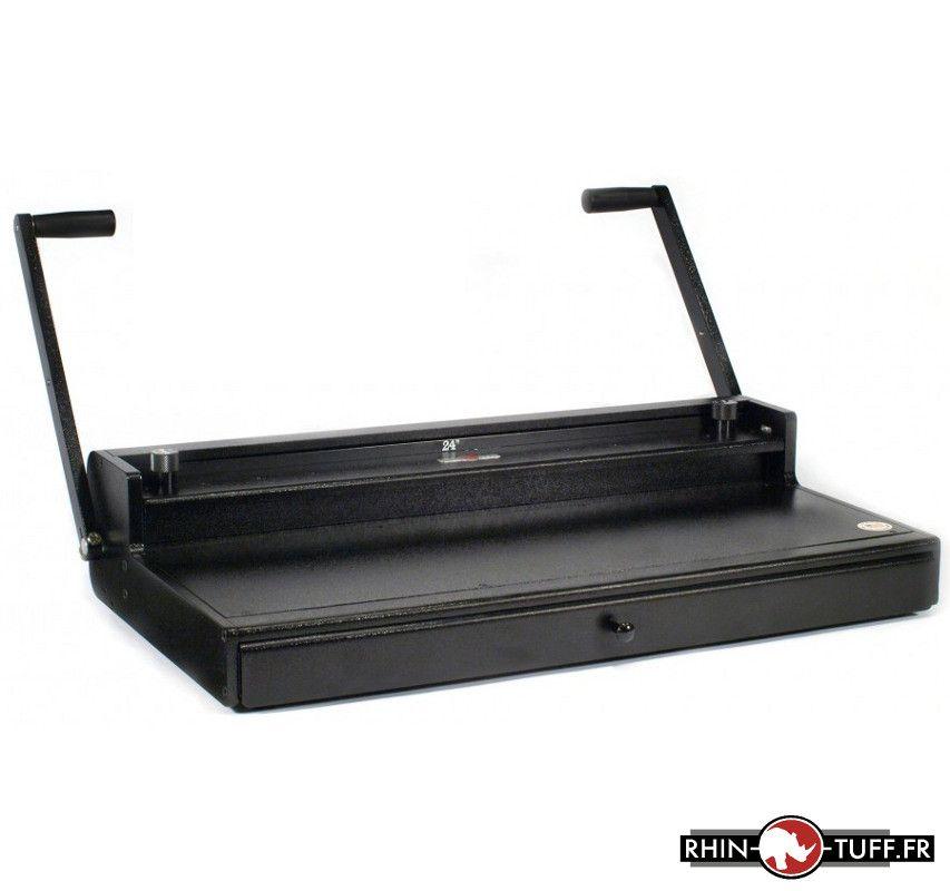 Relieuse manuelle HC8024 pour formats A3+
